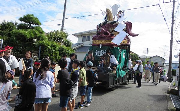 10月20日に千代ケ丘祭を開催いたしました