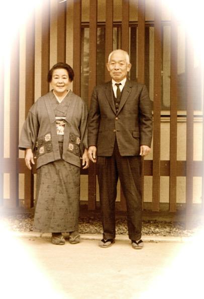 ○島田先生夫妻